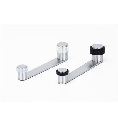 Retainers stainless steel doorstops (I-152)
