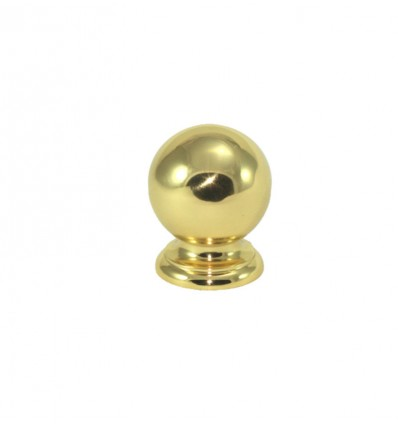 Brass knobs - Bright (REF 1087)
