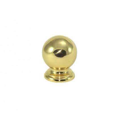 Brass knobs - Bright (REF 1087)