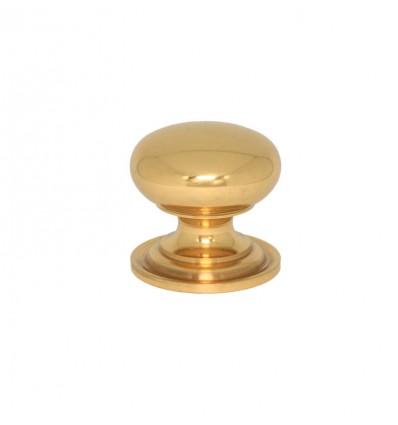 Brass knobs -Bright (Ref 1007)