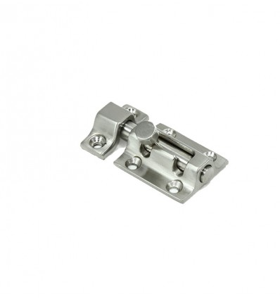 Brass Latches - Dull chrome (Ref 500)