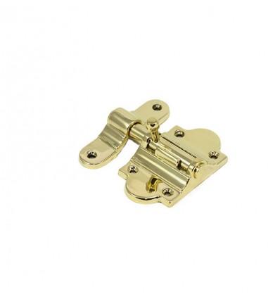 Brass Latches - bright (Ref 700)