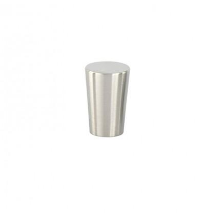 Stainless Steel Knobs (Ref 1217/18) - Matt inox