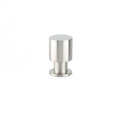 Stainless Steel Knobs (Ref 1295) - Matt inox
