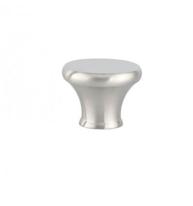 Stainless Steel Knobs (Ref 1296) - Matt inox