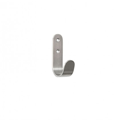 Stainless Steel Hooks (Ref 173) - Matt inox finish