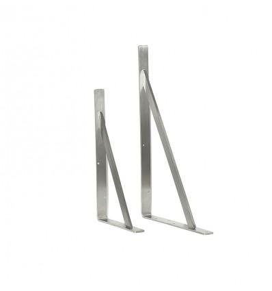 Stainless Steel Squares (Ref 864) - Matt inox finish