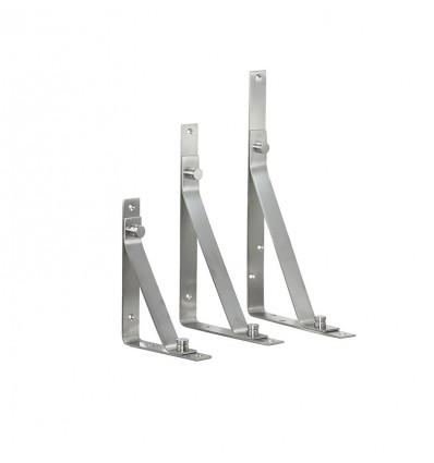 Stainless Steel Squares (Ref 860) - Matt inox finish