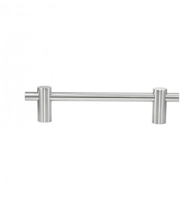 Stainless Steel Doorhandles  (Ref 5027) - Matt inox finish