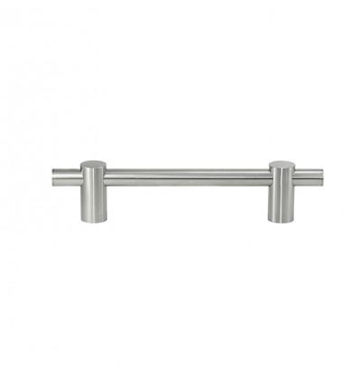 Stainless Steel Doorhandles (Ref 5029) - Matt inox finish