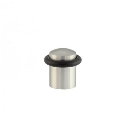 Stainless steel doorstops with screw (I-108) - Matt