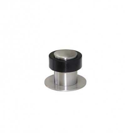 Stainless steel doorstops with screw (I-155)