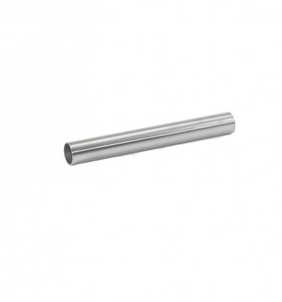 Stainless Steel Wardrobe bar with support