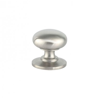 Stainless Steel Knobs (Ref 1007) - Matt inox