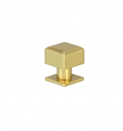 Brass knobs - Bright (Ref 1092)